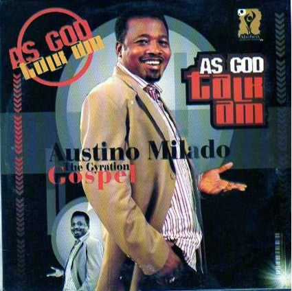 Austino Milado - The Gyration Gospel - CD