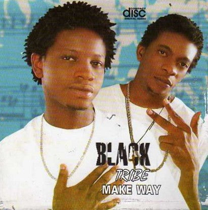 Black Tribe - Make Way - Audio CD