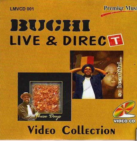 Buchi  - Live & Direct - Video CD