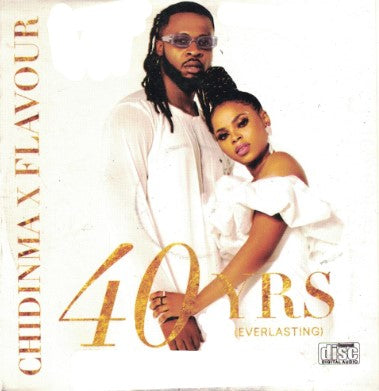 Chidinma & Flavour 40 Years Everlasting CD