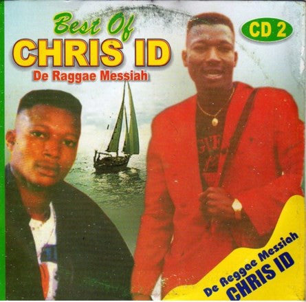 Chris ID - Best Of Chris ID Vol 2 - CD