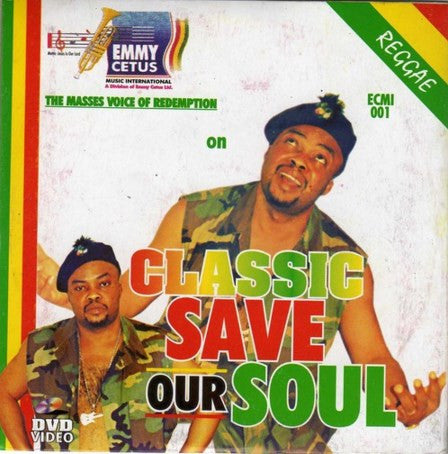 Emmy Cetus - Classic Save Our Soul - Video CD
