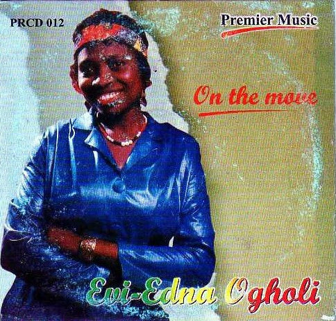 Evi Edna Ogholi - On The Move - CD