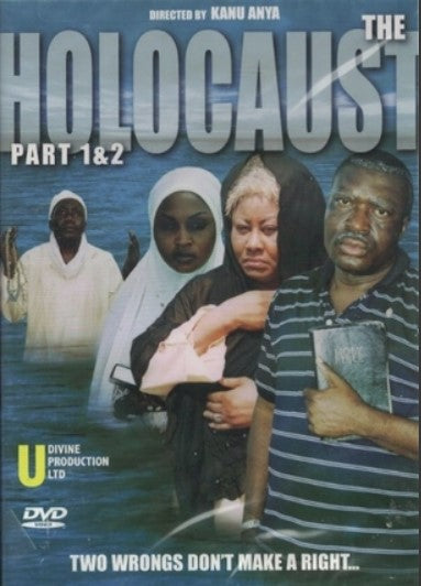 Holocaust 1&2 - African Movie - Dvd