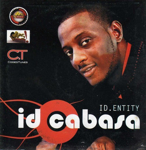 ID Cabasa - Id Entity - Audio CD