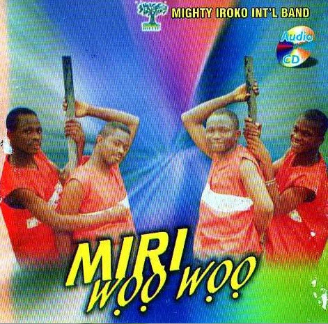 Mighty Iroko - Miri Woo Woo - CD