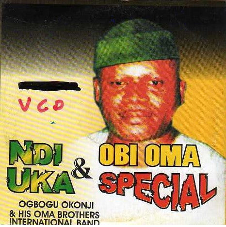 Ogbogu Okonji - Ndi Uka - Video CD