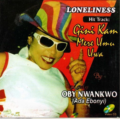Oby Nwankwo - Loneliness - Video CD
