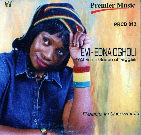 Evi Edna Ogholi - Peace In The World - CD