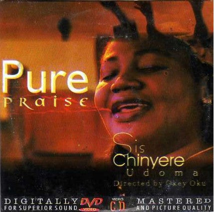 Chinyere Udoma - Pure Praise - Video CD - African Music Buy