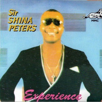 Shina Peters - Experience - Video CD