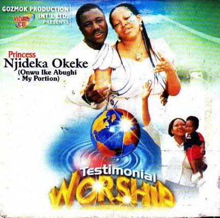 Njideka Okeke - Testimonial Worship 1 - Video CD