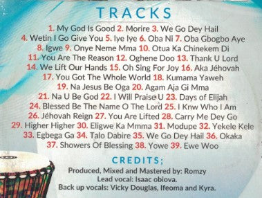 The Book Of Praise Chapter 2 - CD