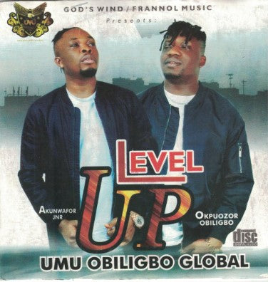 Umu Obiligbo - Level Up - CD