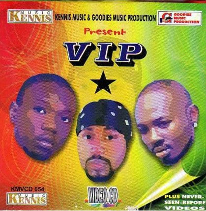 VIP - Ahomka Womu - Video CD - African Music Buy