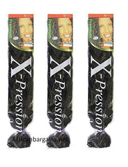 Xpression Premium Ultra Baid. Color 1. Pack Of 3