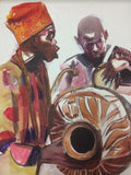 African Painting, African Art 02052
