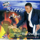 African Banner - Dan Ike - Battle Axe - Audio CD