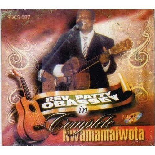 African Banner - Patty Obassey - Nwa Mama Iwota - Audio CD