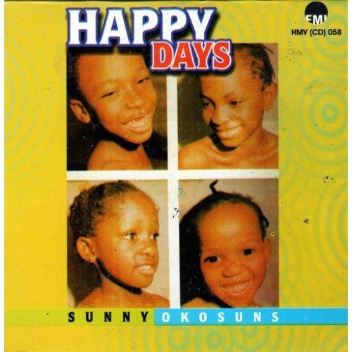 African Banner - Sonny Okosuns - Happy Days - Audio CD