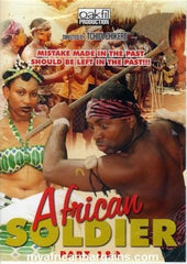 African Soldier 1&2 - African Movie - Dvd - African Music Buy