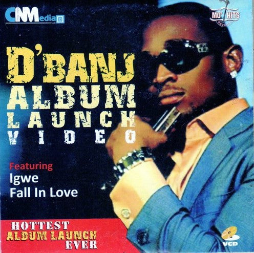 Dbanj Album Launch Video - Video CD