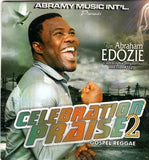 Audio CD - Abraham Edozie - Celebration Praise 2 - CD