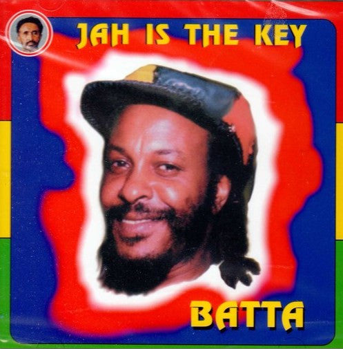 Batta - Jah Is The Key - Audio CD