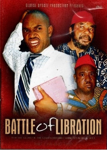 Battle Of Libration 1&2 - African Movie - Dvd