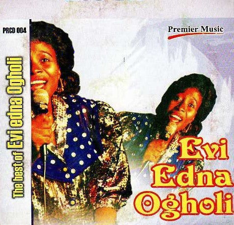Evi Edna Ogholi - Best Of Evi Edna - CD
