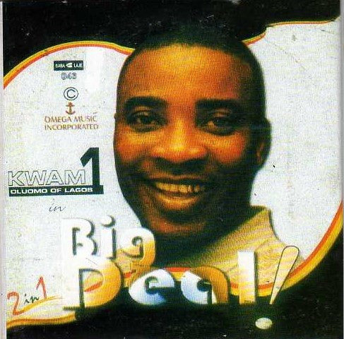 Wasiu Ayinde Marshal - Big Deal - CD