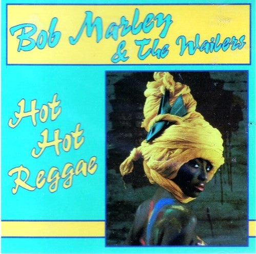 Bob Marley - Hot Hot Reggae - CD