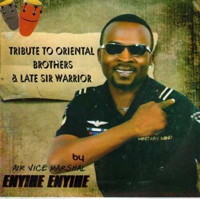 Bongo Highlife, - Enyinne Enyinne - Tribute - CD