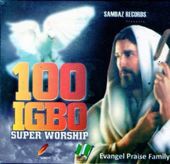 100 Igbo Super Worship CD | African Music Buy