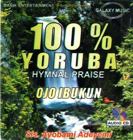 100% Yoruba Hymnal Praise CD | African Music Buy