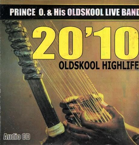 2010 Old Skool Live Music Vol 1 - CD