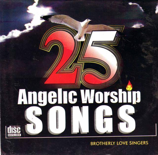 25 Angelic Worship Songs - Audio CD