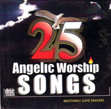 25 Angelic Worship Songs - Audio CD - African Music Buy