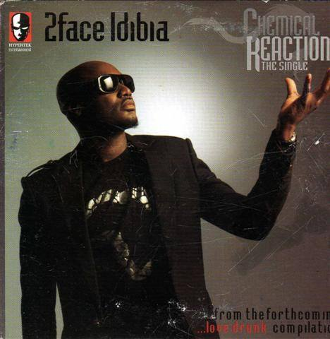 2face - Chemical Reaction - Audio CD - African Music Buy