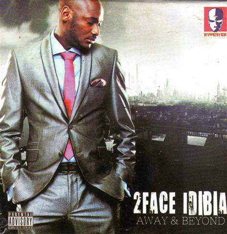 2Face Idibia - Away & Beyond - CD