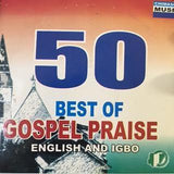 CD - 50 Best Of Gospel Praise - Audio CD