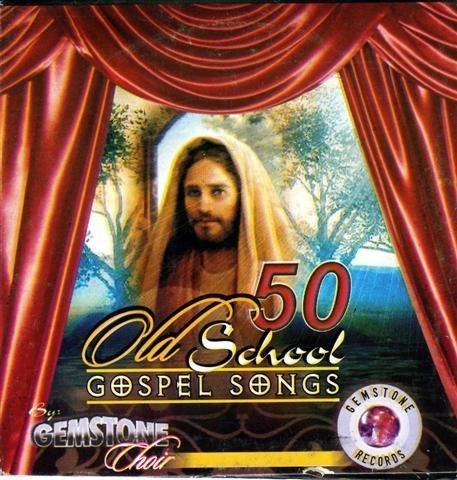 CD - 50 Old School Gospel Songs - Audio CD
