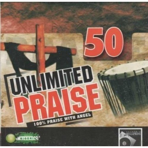50 Unlimited Praise - CD