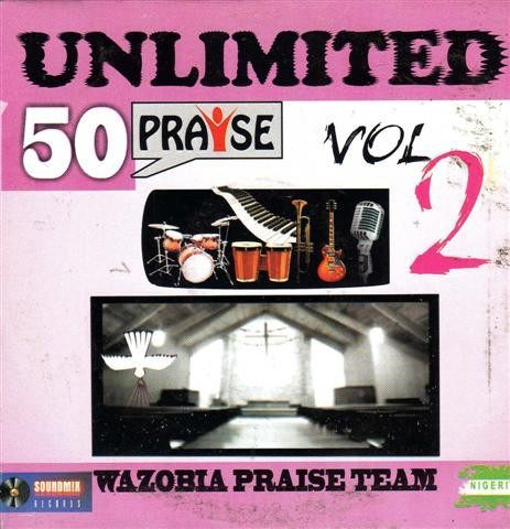 50 Unlimited Praise Vol 2 - Audio CD