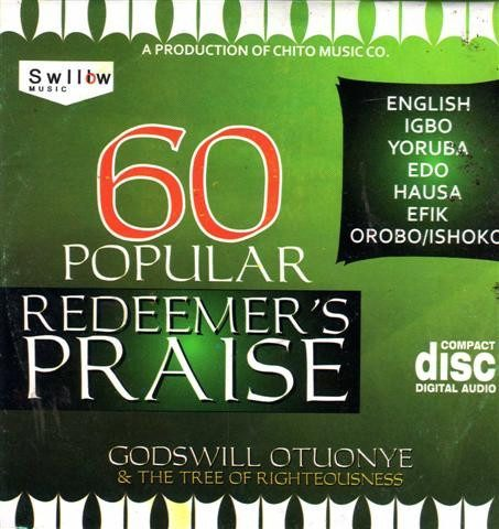 60 Popular Redeemers Praise - Audio CD