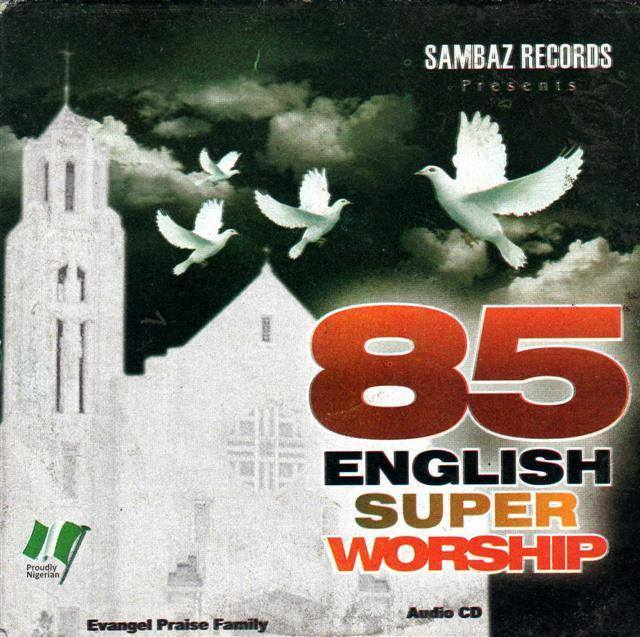 85 English Super Worship - CD