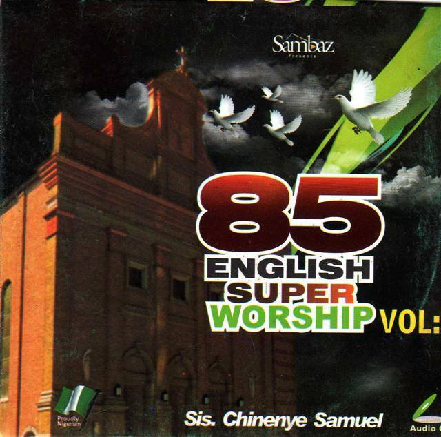 85 English Super Worship Vol 2 - Audio CD