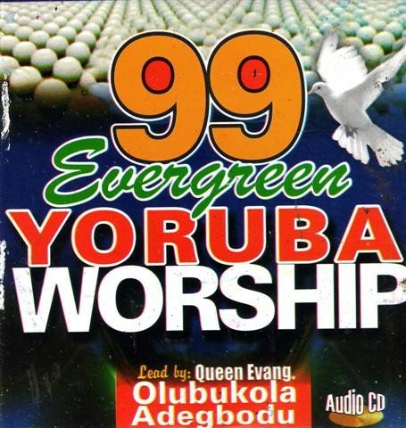 CD - 99 Evergreen Yoruba Worship - CD