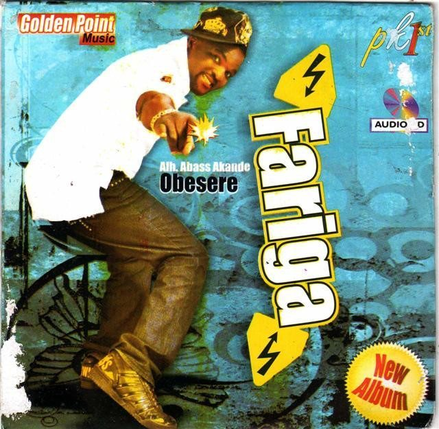 Abass Obesere - Fariga - CD