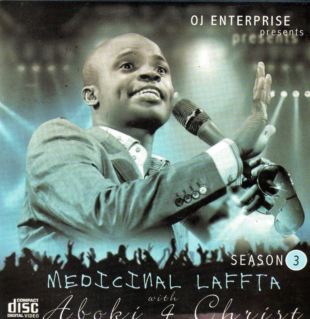 Aboki 4 Christ - Medicinal Laughter 3 - CD